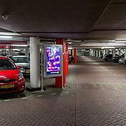 NLD/Amsterdam/20161101 - Parkeergarage Amsterdam,