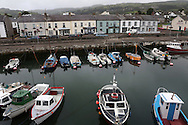 harbour at carnlough, Northern Ireland