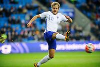 Fotball , Privatlandskamp , Menn<br /> 29.03.16 , 20160329<br /> Norge - Finland <br /> Teemu Pukki - Finland<br /> Foto: Sjur Stølen / Digitalsport