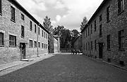 Auschwitz-Birkenau Memorial and Museum<br /> <br /> &copy; 2015 Nancy Wiechec