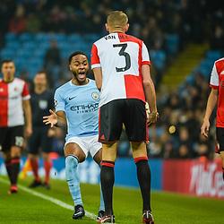 Manchester City v Feyenoord | Champions league | 21 November 2017