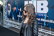 2019, June 17. Pathe ArenA, Amsterdam, the Netherlands. Stefania Liberakakis at the dutch premiere of Men In Black International.