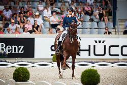 Witte-Vrees Madeleine, NED, Cennin<br /> Aachen 2018<br /> © Hippo Foto - Sharon Vandeput<br /> 19/07/18