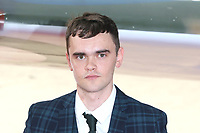 Brian Vernel, Dunkirk - World film premiere, Leicester Square Gardens, London UK, 13 July 2017, Allied soldiers from Belgium, the British Empire, Canada, and France are surrounded by the German army and evacuated during a fierce battle in World War II.