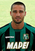 Italian League Serie A -2014-2015 / <br /> Leonardo Pavoletti ( Us Sassuolo Calcio )