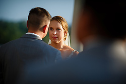 Megan Chadwick and Bill Gernert are married in Denver, Saturday, July 30, 2016. Justin Edmonds Photography