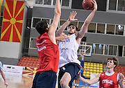 DESCRIZIONE : Skopje torneo internazionale - Allenamento<br /> GIOCATORE : Riccardo Moraschini<br /> CATEGORIA : nazionale maschile senior A <br /> GARA : Skopje torneo internazionale - Allenamento <br /> DATA : 24/07/2014 <br /> AUTORE : Agenzia Ciamillo-Castoria