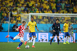 Brasil x Croácia na estréia da Copa do Mundo 2014, na Arena Corinthians, em São Paulo. FOTO: Jefferson Bernardes/ Agência Preview