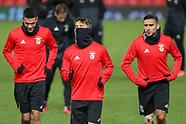 Benfica Training - 31 October 2017