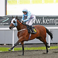 Waterford Star and Jamie Spencer winning the 7.20 race