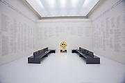 """dOCUMENTA (13) in Kassel, Germany..Neue Galerie..Susan Hiller. """"Die Gedanken sind frei: 100 songs for the 100 days of dOCUMENTA (13), 2011-12."""
