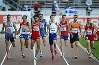 ATHLETICS - EUROPEAN CHAMPIONSHIPS 2012 - HELSINKI (FIN) - DAY 3 - 29/06/2012 - PHOTO PHILIPPE MILLEREAU / KMSP / DPPI - MEN - 800M - PIERRE-AMBROISE BOSSE / BRONZE MEDAL