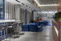 Интерьерная фотосъемка пространства коворкинга в UNIT.City.
