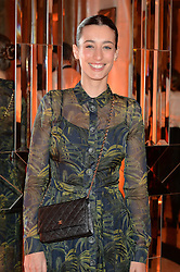 LAURA JACKSON at the Veuve Clicquot Business Woman Awards held at Claridge's, Brook Street, London on 11th May 2015.