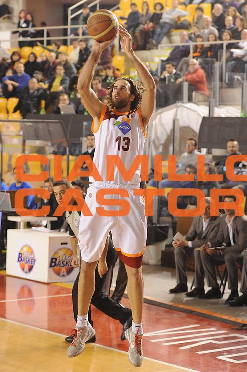 DESCRIZIONE : Roma Campionato Lega A 2011-12 Acea Roma Canadian Solar Bologna<br /> GIOCATORE : Luigi Datome <br /> CATEGORIA : three points<br /> SQUADRA : Acea Roma<br /> EVENTO : Campionato Lega A 2011-2012<br /> GARA : Acea Roma Canadian Solar Bologna<br /> DATA : 21/01/2012<br /> SPORT : Pallacanestro<br /> AUTORE : Agenzia Ciamillo-Castoria/GiulioCiamillo<br /> Galleria : Lega Basket A 2011-2012<br /> Fotonotizia : Roma Campionato Lega A 2011-12 Acea Roma Canadian Solar Bologna<br /> Predefinita :