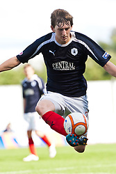 Falkirk's Blair Alston..Falkirk v Raith Rovers, 18/8/2012..