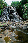 Kepirohi Falls, Pohnpei, Federated States of Micronesia<br />