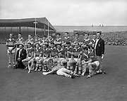 01/09/1968<br /> 09/01/1968<br /> 1 September 1968<br /> All-Ireland Senior Hurling Final: Tipperary v Wexford at Croke Park, Dublin. <br /> The Tipperary team who were beaten by Wexford.