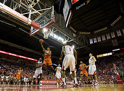 Virginia guard Sean Singletary (44) shoots against Maryland.  The Maryland Terrapins hosted the Virginia Cavaliers men's basketball team Comcast Arena in College Park, MD on January 30, 2008.