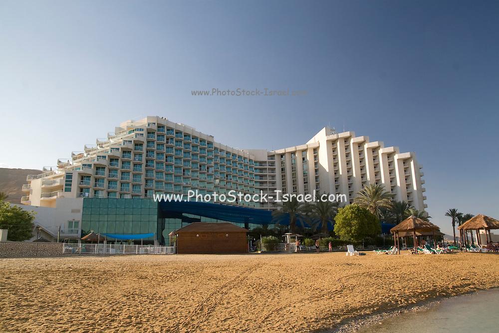 Israel, Dead Sea, Golden Tulip Club Hotel