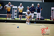 LAWN BOWLS<br /> <br /> Downer NZ Masters Games 2019<br /> 20190205<br /> WHANGANUI, NEW ZEALAND<br /> Photo ANNETTE JOHNSTON CMGSPORT<br /> WWW.CMGSPORT.CO.NZ