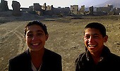 THE YOUNG FACE OF KABUL