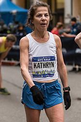 Kathryn Martin, Saucony