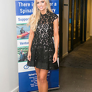 No Repro Fee<br /> 02/04/2015<br /> Pictured at the Spinal Injuries Ireland Lunch at the Marker Hotel, Dublin was Rosanna Davison.<br /> Pic: Alan Rowlette
