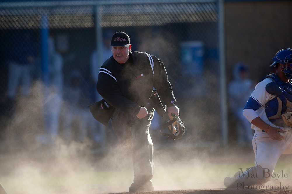 Gloucester County College Baseball hosts Mercer County College on Tuesday March 27, 2012 in Sewell, NJ. (photo / Mat Boyle)