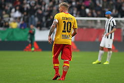 November 5, 2017 - Turin, Italy - Amato Ciciretti (Benevento Calcio) during the Serie A football match between Juventus FC and Benevento Calcio on 05 November 2017 at Allianz Stadium in Turin, Italy. (Credit Image: © Massimiliano Ferraro/NurPhoto via ZUMA Press)