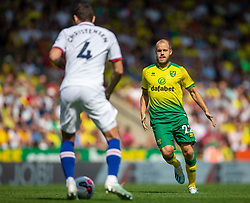 Teemu Pukki of Norwich City - Mandatory by-line: Phil Chaplin/JMP - 24/08/2019 - FOOTBALL - Carrow Road - Norwich, England - Norwich City v Chelsea - Premier League