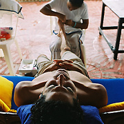 Pedicure in Mexico