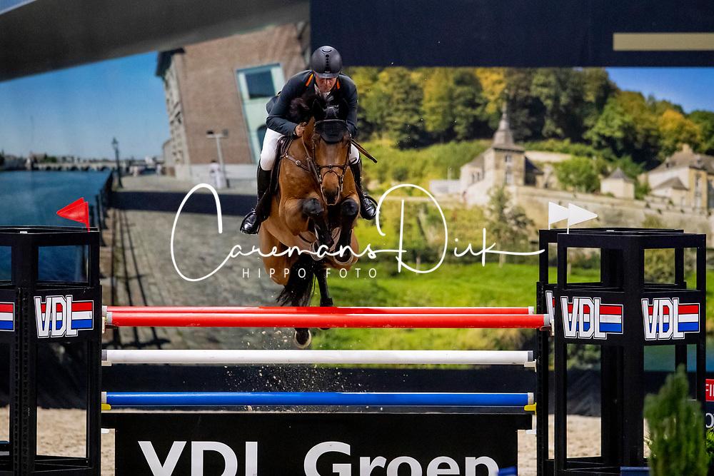 Dubbeldam Jeroen, NED, Oak Grove's Carlyle<br /> JIM Maastricht 2019<br /> © Dirk Caremans<br />  08/11/2019