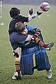 Saracens Contact Clinic. Old Albanians RFC. Fri 04-01-2008