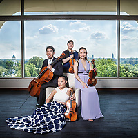 Vega String Quartet_Photoshoot
