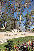 Tijeras Creek Golf Club, Rancho Santa Margarita