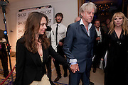 Bob Geldof; Jeanne-Marine; Anoushka Fisz; , Piccadilly theatre's Ghost The Musical Opening night party. Corinthia Hotel. Whitehall Place. London. 19 July 2011. <br /> <br />  , -DO NOT ARCHIVE-© Copyright Photograph by Dafydd Jones. 248 Clapham Rd. London SW9 0PZ. Tel 0207 820 0771. www.dafjones.com.