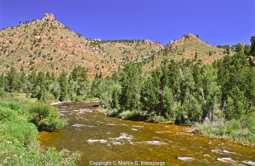 Cache la Poudre River. In 1986 the river became the first river in Colorado to be protected by the National Wild & Scenic Rivers Act.  Colorado.