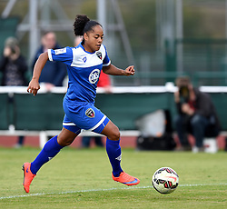Jade Boho-Sayo of Bristol Academy Women - Mandatory by-line: Paul Knight/JMP - Mobile: 07966 386802 - 13/09/2015 -  FOOTBALL - Stoke Gifford Stadium - Bristol, England -  Bristol Academy Women v Liverpool Ladies FC - FA WSL Continental Tyres Cup