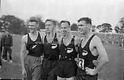 Athletics International at Santry.<br /> 17.07.1961
