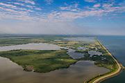 Nederland, Flevoland, Gemeente Lelystad, 27-08-2013; Oostvaardersplassen gezien naar Grote Plas, Hoekplas in de voorgrond, Krentenplas in het middenvlak. Rechts Markermeer en Oostvaardersdijk.<br /> <br /> QQQ<br /> luchtfoto (toeslag op standaard tarieven);<br /> aerial photo (additional fee required);<br /> copyright foto/photo Siebe Swart.