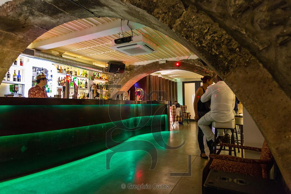Vintage Bar, Funchal, Ilha da Madeira. <br /> Foto Greg&oacute;rio Cunha