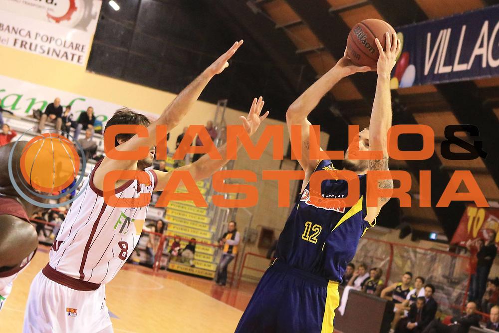 DESCRIZIONE : Ferentino Lega Basket A2  eurobet 2012-13  Fmc Ferentino Sigma Barcellona<br /> GIOCATORE : Ryan Matthew Bucci<br /> CATEGORIA : tiro<br /> SQUADRA : Sigma Barcellona<br /> EVENTO : Ferentino Lega Basket A2  eurobet 2012-13 <br /> GARA : Fmc Ferentino  Sigma Barcellona<br /> DATA : 24/02/2013<br /> SPORT : Pallacanestro <br /> AUTORE : Agenzia Ciamillo-Castoria/ M.Simoni<br /> Galleria : Lega Basket A2 2012-2013 <br /> Fotonotizia : Ferentino Lega Basket A2  eurobet 2012-13  Fmc Ferentino Sigma Barcellona<br /> Predefinita :