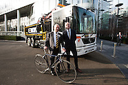 HGV/cycle safety event at City Hall
