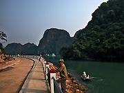 Vietnam, Ha Long Bay: Cat Ba island .