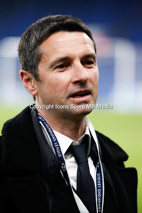 Remi GARDE - 11.03.2015 - Chelsea / Paris Saint Germain - 1/8Finale Champions League<br />Photo : Johnny Fidelin / Icon Sport