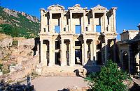Turquie - Ephèse -Bibliothèque de Celsus