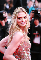 Sarah Marshall at the gala screening for the film Dheepan at the 68th Cannes Film Festival, Thursday May 21st 2015, Cannes, France.