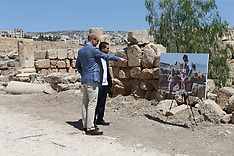 Duke of Cambridge Middle East tour Day 2 - 25 June 2018