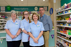 Lincolnshire Co-operative Spilsby pharmacy.<br /> <br /> Picture: Chris Vaughan Photography<br /> Date: November 8, 2017